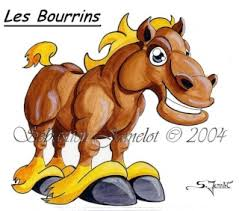 Les Bourrins On The Web